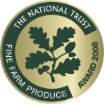 2008 National Trust Fine Farm Produce Award