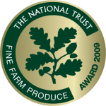 2009 National Trust Fine Farm Produce Award