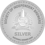 National Silver Medal SIBA 2009
