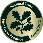 2012 National Trust Fine Farm Produce Award