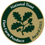 2013 National Trust Fine Farm Produce Award