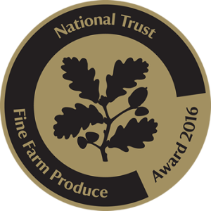 2016 National Trust Fine Farm Produce Award
