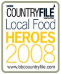 BBC Countryfile Local Food Hero 2008