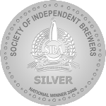 Silver Medal SIBA National 2008