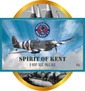 Spirit of Kent pump clip