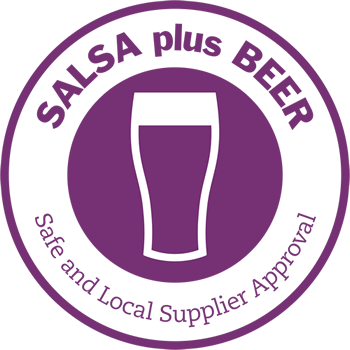 SALSA plus BEER