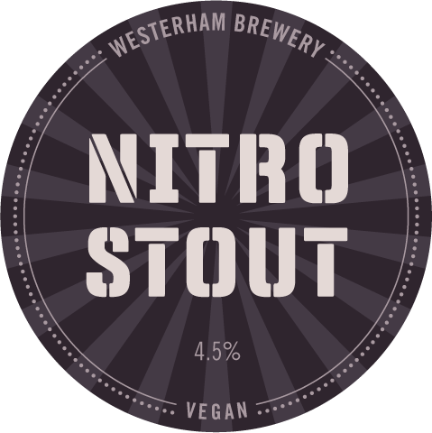 Nitro Stout Keg Visual