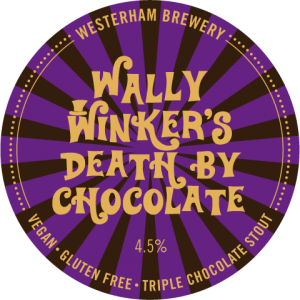 Wally Winker's keg font