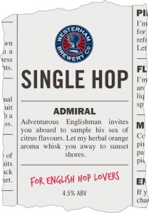 Single Hop: Admiral pump clip
