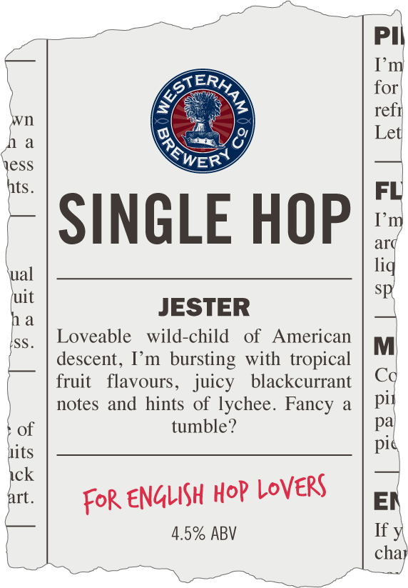 Single Hop: Jester pump clip