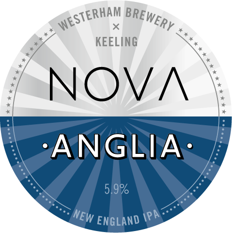 Nova Anglia Keg Visual