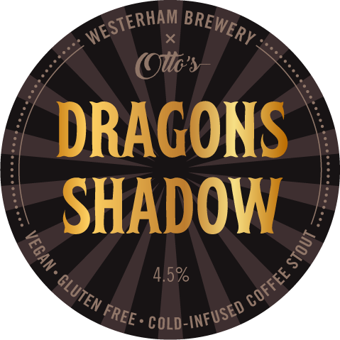 Dragons Shadow Keg Font