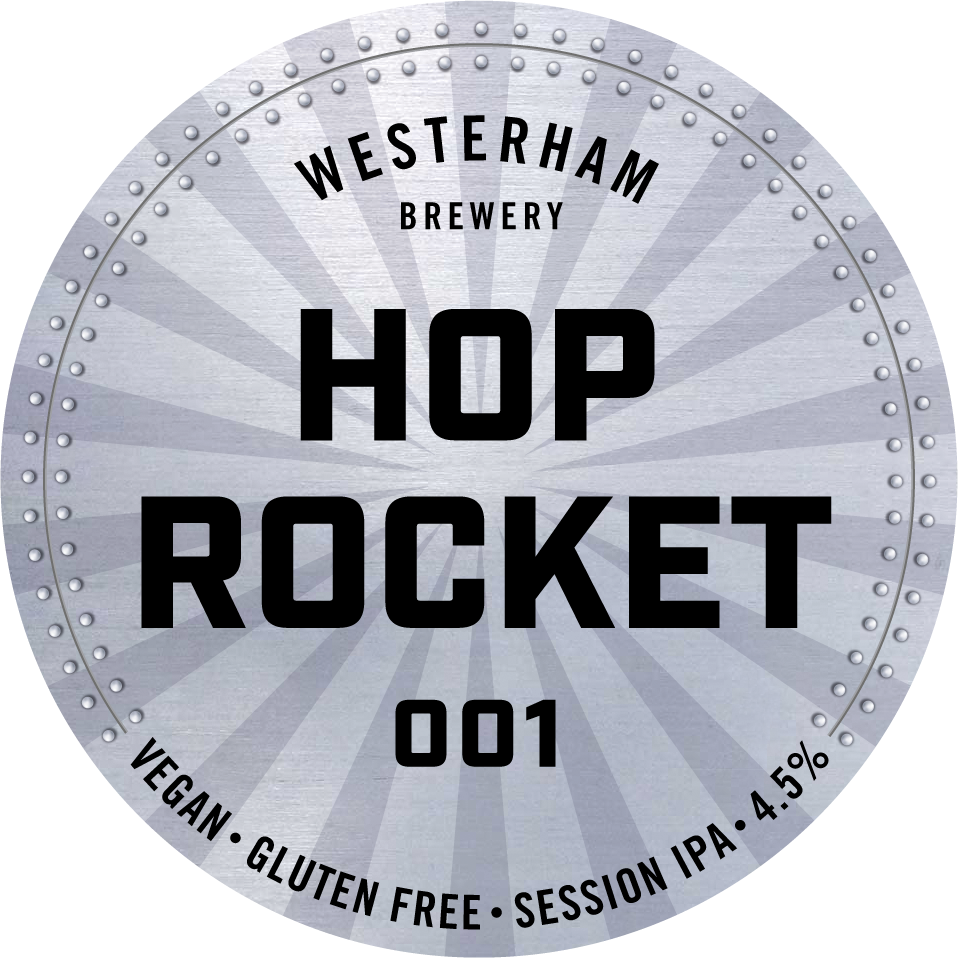 Hop Rocket Keg Visual