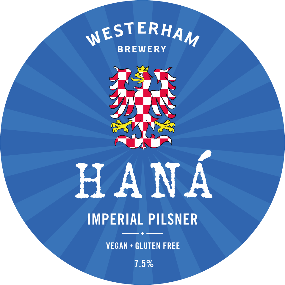 Hana Keg badge